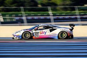 #93 SKY - Tempesta Racing Ferrari 488 GT3: Chris Froggatt, Jonathan Hui, Eddie Cheever