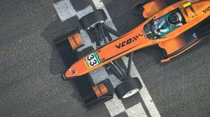 VCOProSim R1 - Max Verstappen en Maximilian Benecke
