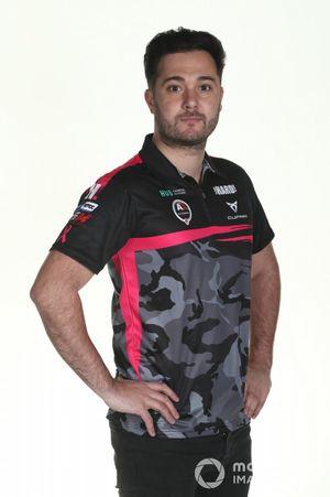Jack Goff, Team HARD Cupra Leon