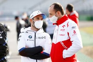 Timo Glock, BMW Team RMG, Robert Kubica, Orlen Team ART