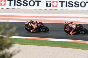 Brad Binder, Red Bull KTM Factory Racing, Pol Espargaro, Red Bull KTM Factory Racing