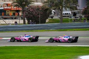 Artem Markelov, BWT HWA Racelab et Theo Pourchaire, BWT HWA Racelab