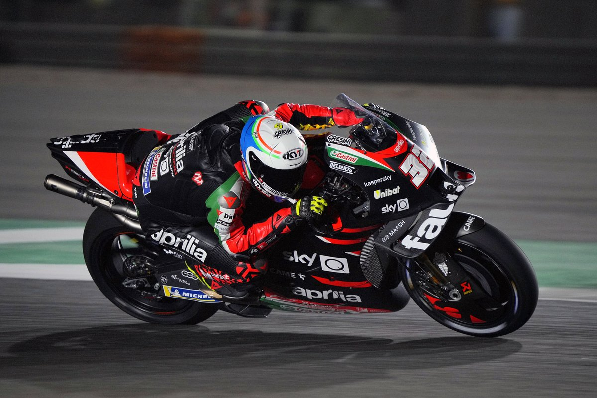 Lorenzo Savadori, Aprilia Racing Team