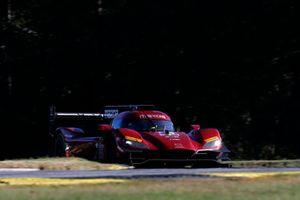 #55 Mazda Team Joest Mazda DPi, P: Jonathan Bomarito, Marino Franchitti, Spencer Pigot