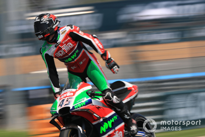 2018: Scott Redding (Aprilia RS-GP)