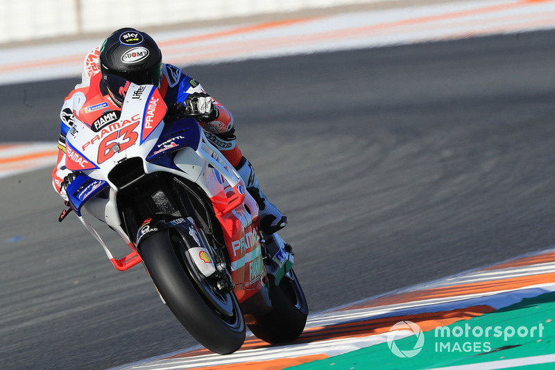 #63 Francesco Bagnaia (Alma Pramac Racing)