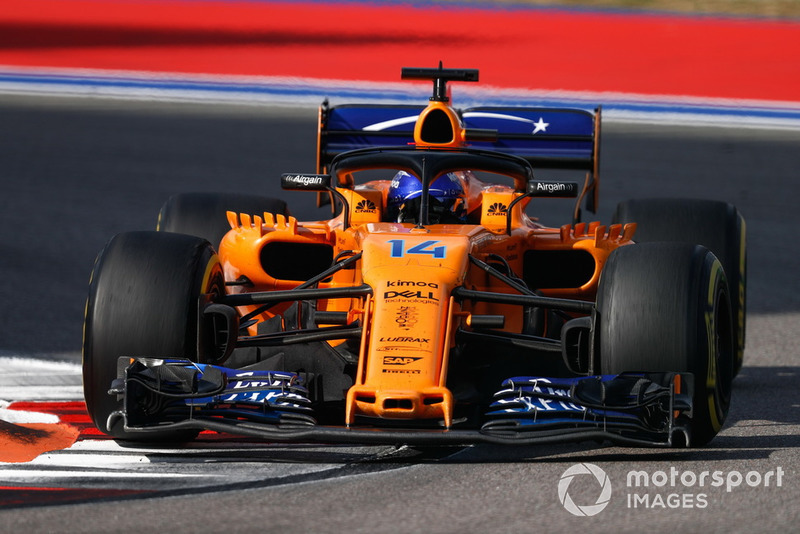 Alonso is least bothered about rivals when running outside points