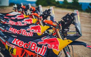 Bikes of Red Bull KTM Factory Racing