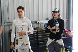 Abbie Eaton, Walkinshaw Andretti United ve Jaxon Evans, Walkinshaw Andretti United