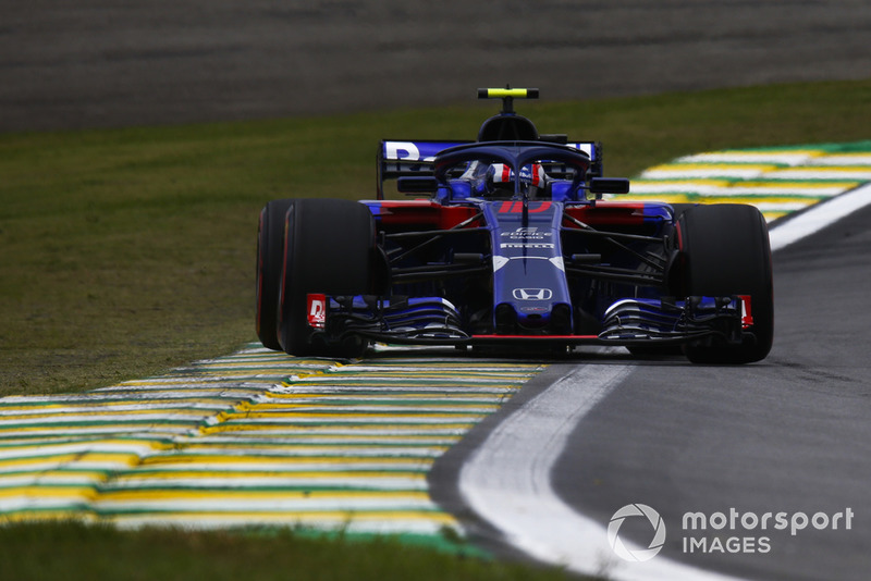 9: Pierre Gasly, Scuderia Toro Rosso STR13: 1:09.029