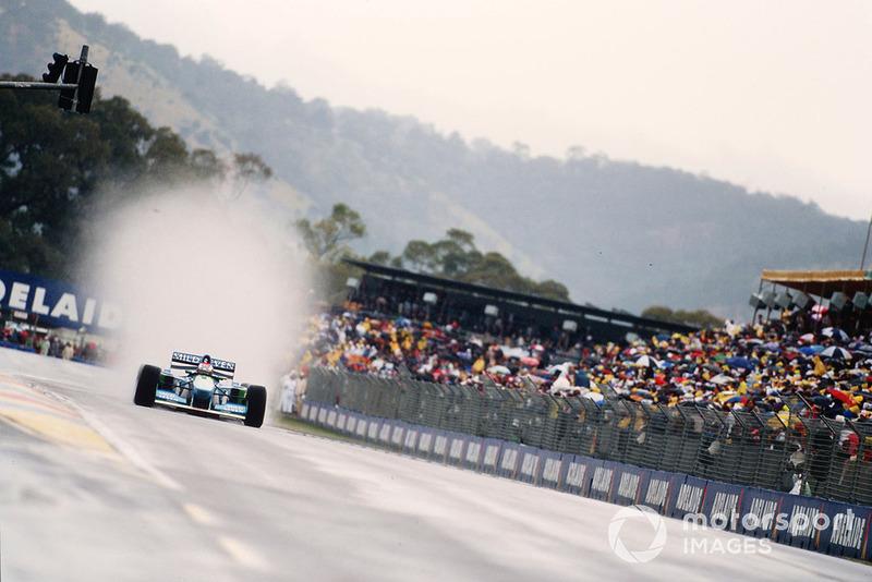 Johnny Herbert, Benetton B195 Renault