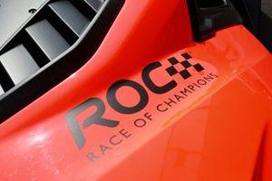 Race of Champions branding
