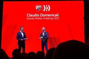Клаудио Доменикалли, CEO Ducati