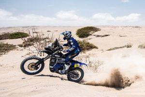 #18 Yamaha Official Rally Team: Xavier De Soultrait