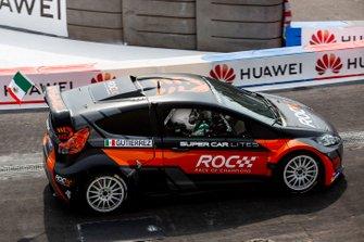 Esteban Gutierrez, RX Supercar Lite