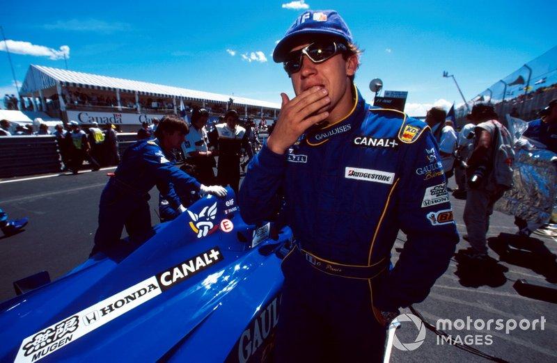 Olivier Panis: 157 carreras
