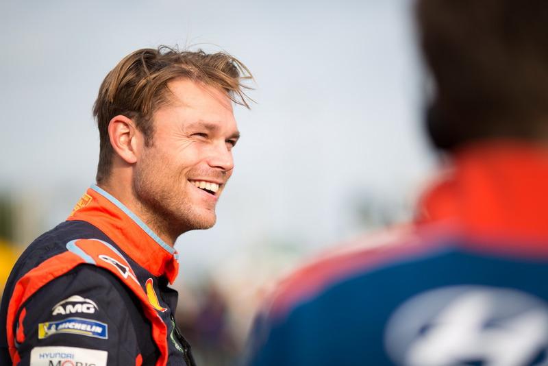 #89 Andreas Mikkelsen, Hyundai Motorsport