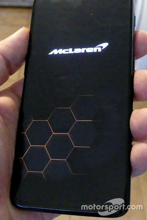 McLaren & OnePlus 'Salute to Speed'