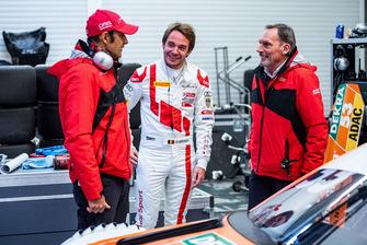 Emanuele Pirro, Frédéric Vervisch, Erich Baumgärtner