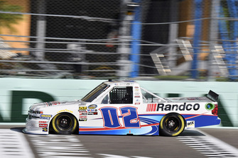 Austin Hill, Young's Motorsports, Chevrolet Silverado Young's Building Systems/Randco