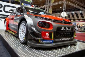 Citroën C3 WRC, Citroën World Rally Team