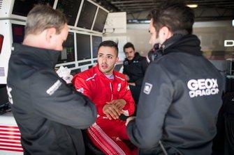 Antonio Fuoco, GEOX Dragon Racing, Penske EV-3