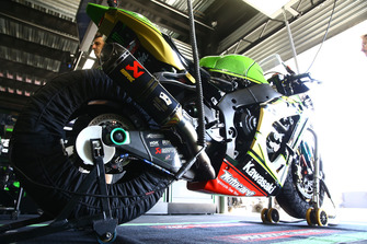 La moto de Jonathan Rea, Kawasaki Racing