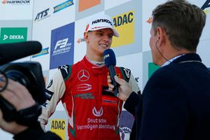 TV-Interview, Mick Schumacher, PREMA Theodore Racing Dallara F317 - Mercedes-Benz
