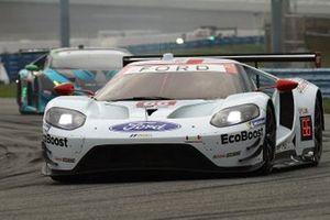 #66 Ford Chip Ganassi Racing Ford GT, GTLM: Joey Hand, Dirk Müller, Sebastien Bourdais