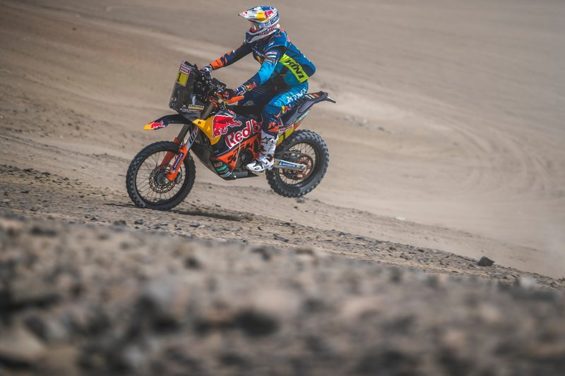 KTM №1 команды Red Bull KTM Factory Racing: Маттиас Валькнер