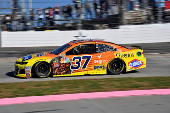 Chris Buescher, JTG Daugherty Racing, Chevrolet Camaro Bush's Chili Beans