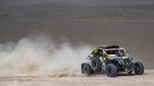 Хоан Фонт и Хуан Феликс Браво Агилар, FN Speed Team, Can-Am Maverick X3 (№368)