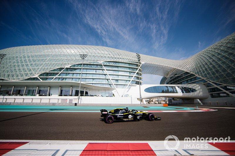 Artem Markelov, Renault Sport F1 Team R.S. 18: 1:38.590 (Hiperblando 2018)