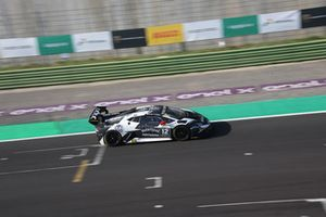 Lamborghini Huracan Super Trofeo Evo #12 Target Racing: Simon Larsson, Dennis Lind
