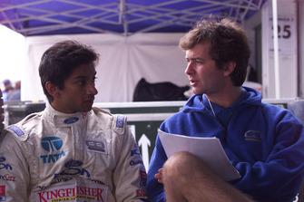 Narain Karthikeyan, Carlin with Trevor Carlin