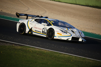 Lamborghini Huracan Super Trofeo Evo #46: VS Racing: Takashi Kasai, August MacBeth