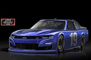 2019 Chevrolet Camaro for XFinity NASCAR Series