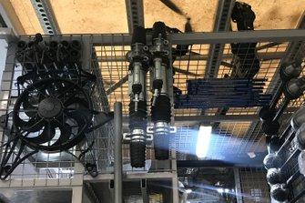 SsangYong Rexton DKR fabrication