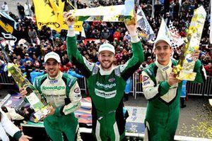 Martín Ponte, Agustín Canapino y Federico Alonso, SpeedAgro Racing