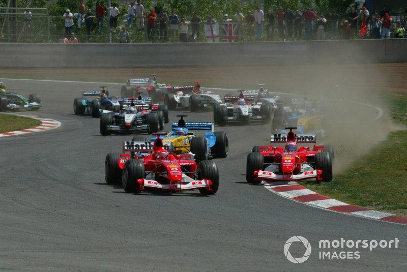 GP de España 2003
