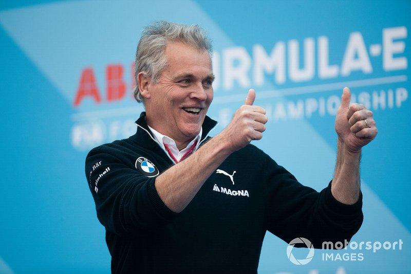 J-F Thormann, Presidente di Andretti Autosport
