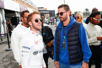Sam Bird, Envision Virgin Racing with Scott Disick