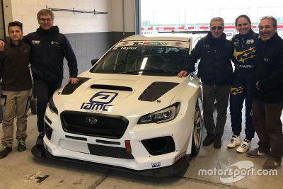 Molly Taylor, Test Subaru Top Run