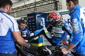 Tito Rabat, Reale Avintia Racing, Valencia Test