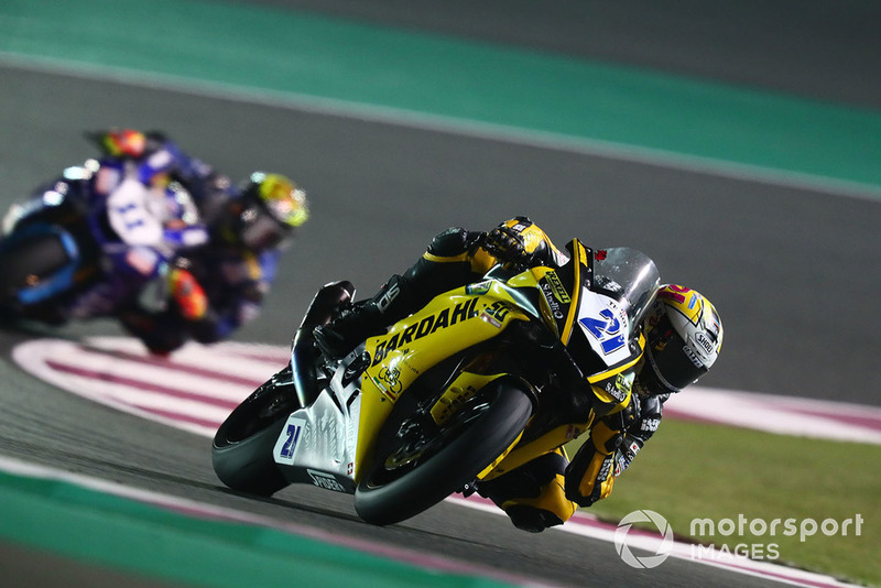 Randy Krummenacher, BARDAHL Evan Bros. WorldSSP Team, Sandro Cortese, Kallio Racing
