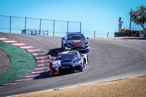 #19 Audi Sport Team WRT Audi R8 LMS: Robin Frijns, Dries Vanthoor, Markus Winkelhock