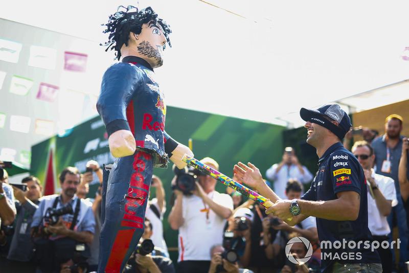 Verstappen Vs. Ricciardo - Mexikói Nagydíj