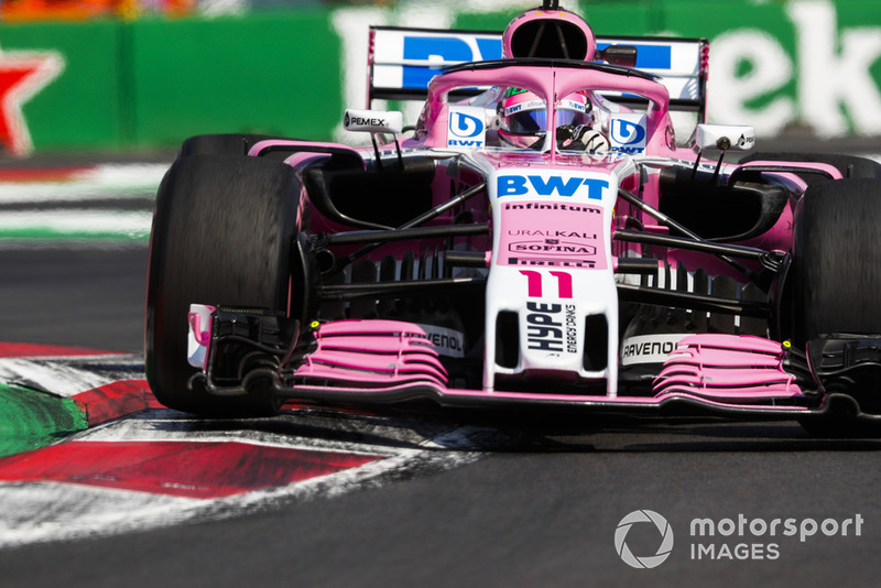 2018-Racing Point Force India-VJM11