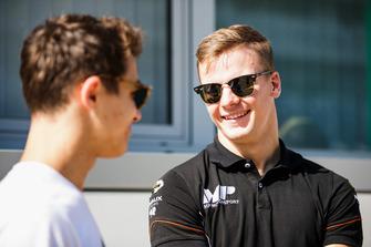Lando Norris, Carlin, Niko Kari, MP Motorsport
