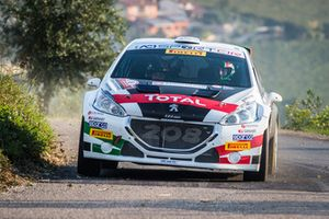 Marco Pollara, Giuseppe Princiotto, Peugeot 208 T16